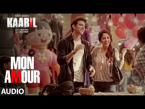 Mon Amour Lyrics - Kaabil | Vishal Dadlani