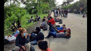No permitirán ingreso de hondureños a Guatemala