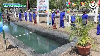Mefcca y Sistema de Producción inauguran proyecto de piscicultura