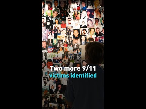 Two more 9/11 victims identified
