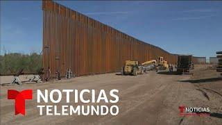 Trump planea desviar 7,200 millones de dólares del Pentágono para el muro   Noticias Telemundo