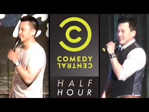 connectYoutube - My Comedy Central Half Hour UNCENSORED & UNEDITED (my holiday gift to my Changsters!)