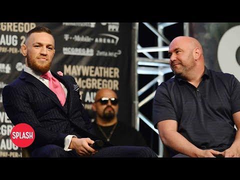 connectYoutube - Conor McGregor Stripped of Lightweight Belt  Daily Celebrity News | Splash TV