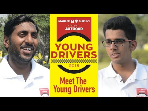 Autocar Young Drivers 2016   Meet The Young Drivers   Video 07   Autocar India