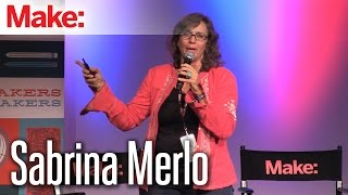 Sabrina Merlo: MakerCon New York 2014
