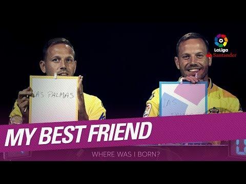My Best Friend: Dani Castellano and Javi Castellano