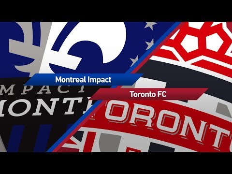 Highlights: Montreal Impact vs. Toronto FC | August 27, 2017