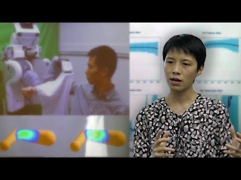 RI Seminar: C. Karen Liu : Modeling Human Movements for Robotics (Audio Fix)