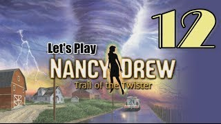 Nancy Drew 22: Trail of the Twister [12] w/YourGibs - FIXING TELEVISION DOPPLER MACHINE