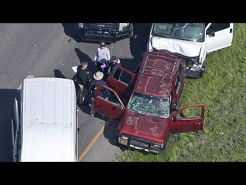 Austin bombings suspect Mark Anthony Conditt dead