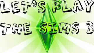 Lets Play The Sims 3 - Part 9  - Youtubers have the worst ideas EVER...