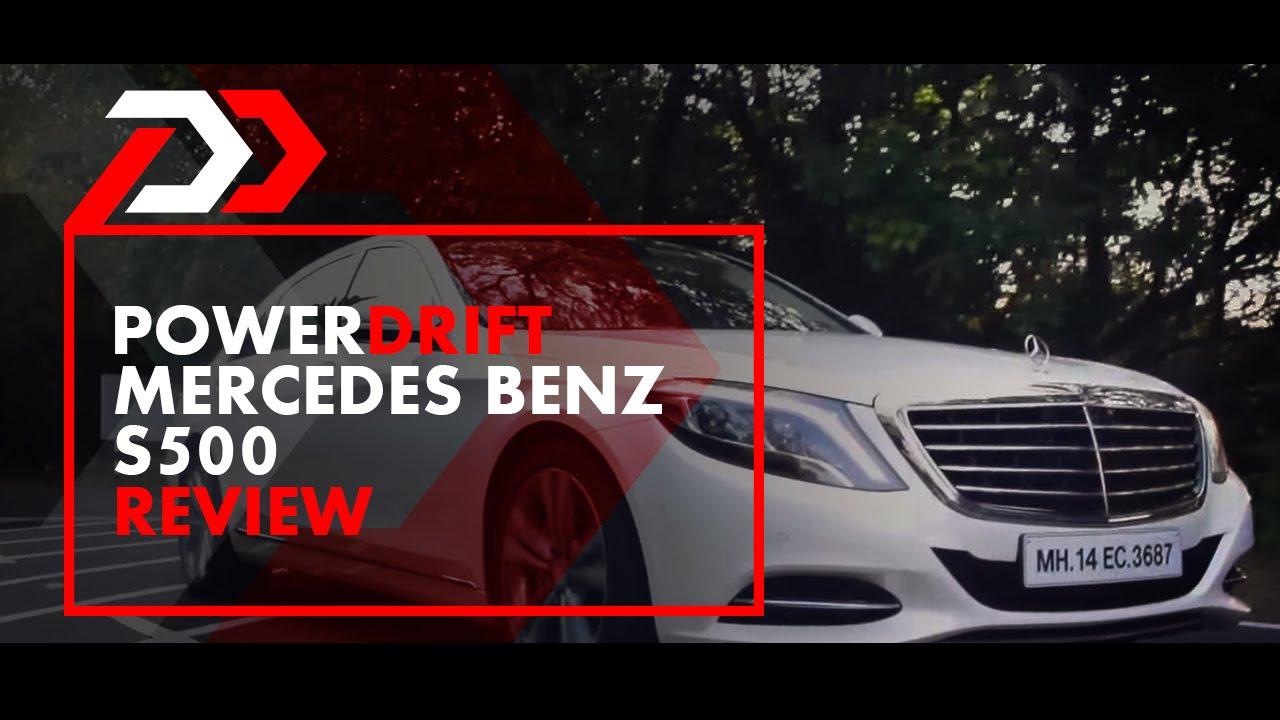 मर्सिडीज benz एस class : s500: featurette