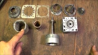 Homemade TURBO-JET engine, full build!