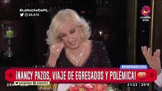 ¡Nancy Pazos, viaje de egresados y polémica!