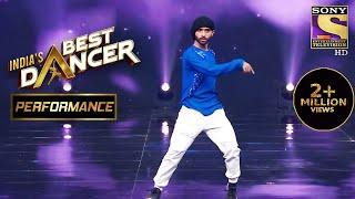 Subhranil Suprises Judges With His Moves| India's Best Dancer - SETINDIA
