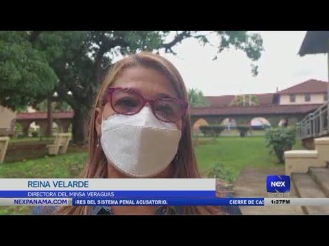 El equipo de vacunación y logística se trasladó a zonas de difícil acceso en Veraguas