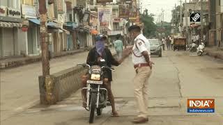 COVID-19 outbreak: Karnataka under strict lockdown on Sunday - INDIATV