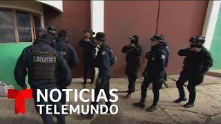Familiares de reos fallecidos en un penal de Zacatecas piden justicia   Noticias Telemundo