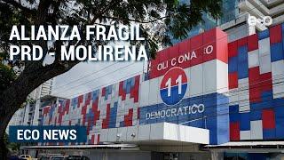 Analistas políticos ven debilidad en alianza PRD y Molirena   ECO News