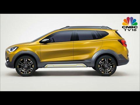 Datsun Go-Cross Concept Unveiled Video - 2829
