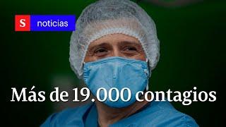 Casos de coronavirus en Colombia mayo 22: más de 19.000 contagios oficiales | Semana Noticias