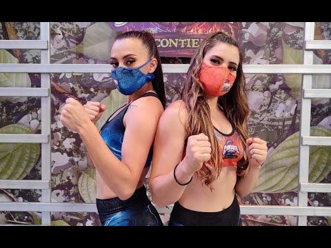 Nayla vs Marianela ¿La nueva rivalidad en Combate