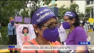 Mujeres Organizadas conmemoran el Día Internacional de la Mujer