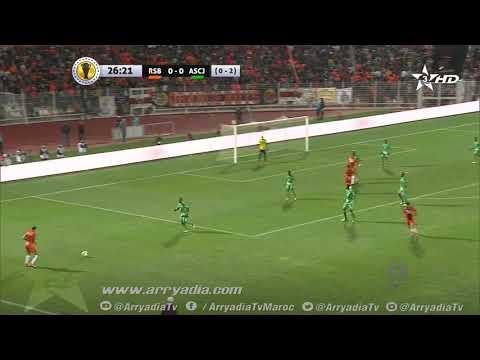نهضة بركان 1-0 دياراف السنغالي هدف ألان طراوري