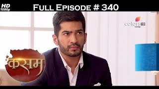 Kasam - Full Episode 340 - With English Subtitles - COLORSTV
