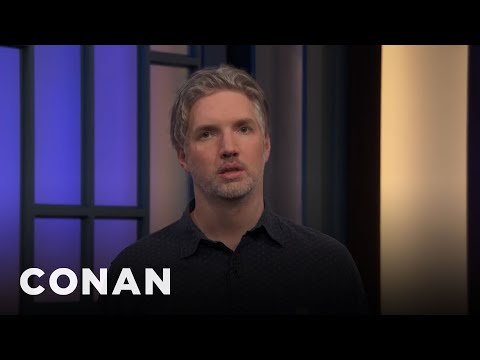 connectYoutube - This Canadian Has A Strongly Worded Message For Hollywood  - CONAN on TBS