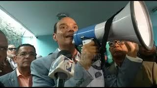 Ramfis Trujillo pide al TSE apruebe candidatura