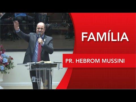 Pr. Hebrom Mussini   O verdadeiro descanso   Mateus 11.27   16 02 2020