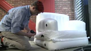 Smart Air Beds Inflatable Chair: The Giz Wiz 1498