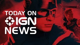 Today On IGN News:  What the Avengers Could Have Been