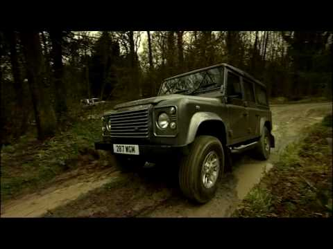 2010 Land Rover Defender-the manly SUV