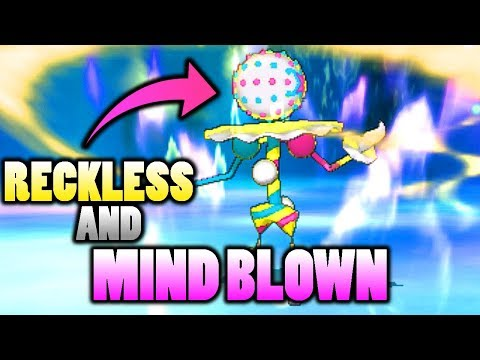 connectYoutube - Does Reckless Blacephalon Do More Damage With Mind Blown In Pokemon Ultra Sun and Moon?