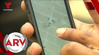 UBER lanza cambios en California y desata controversia entre clientes   Al Rojo Vivo   Telemundo