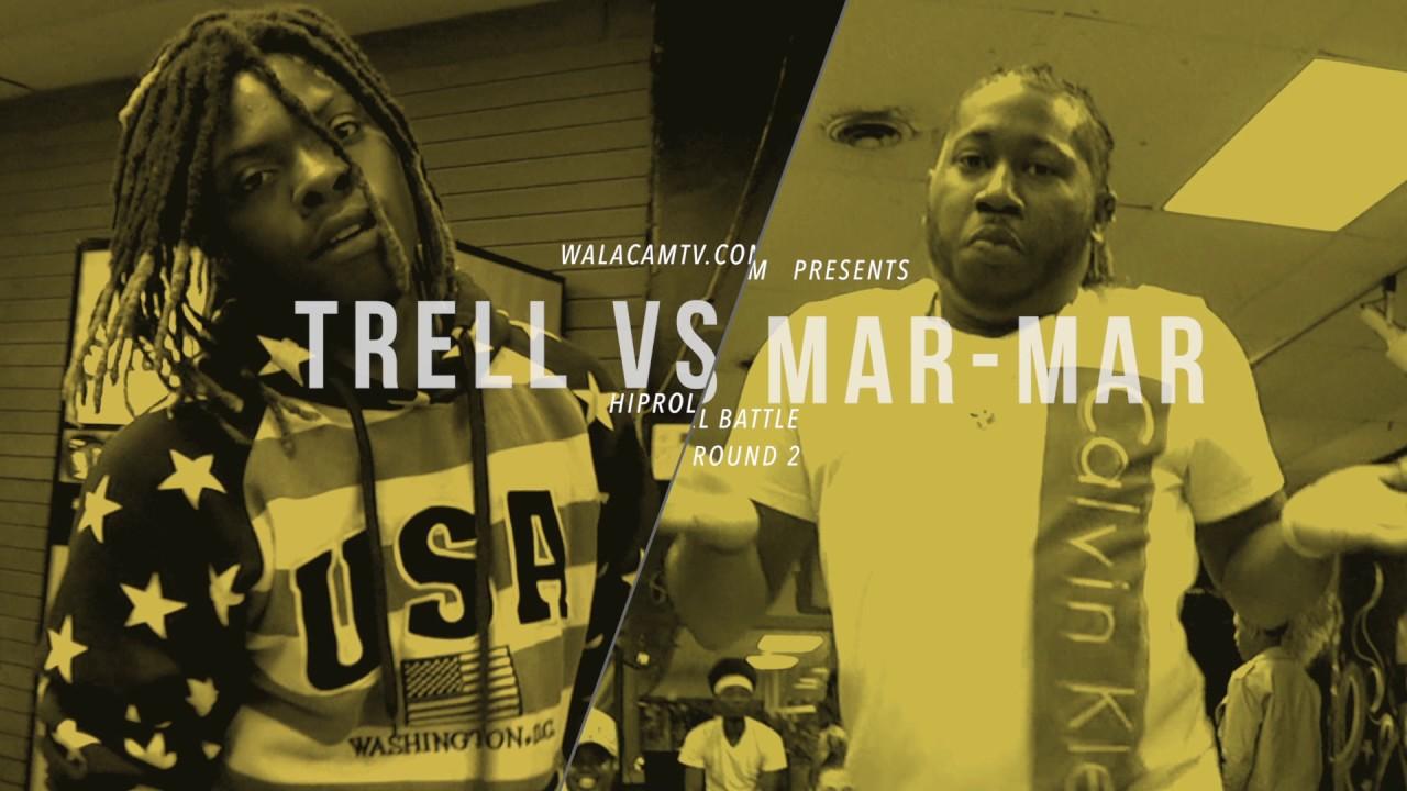 WALACAMTV ITS ON...TRELL VS MAR MAR RD 2 @ FINAL PHAZE/ DA WARZONE!!