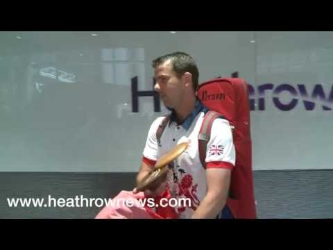 Olympic bronze medallist Ed Ling returns to UK early from Rio Olympics