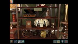 Nancy Drew: Alibi in Ashes (Part 4): The Antique Shop, The Drew House