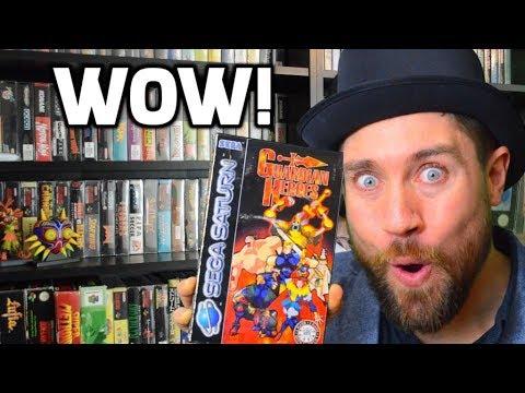 connectYoutube - Guardian Heroes - Sega Saturn - Retro Gaming Review - THGM