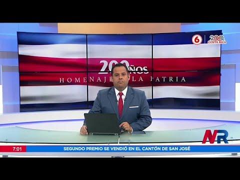 Noticias Repretel Estelar: Programa del 21 de Septiembre del 2021