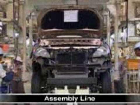 Toyota Innova in making