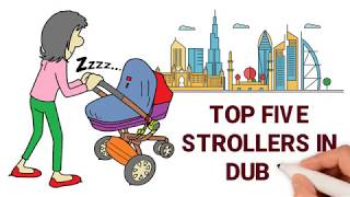 Top 5 Baby Strollers in Dubai