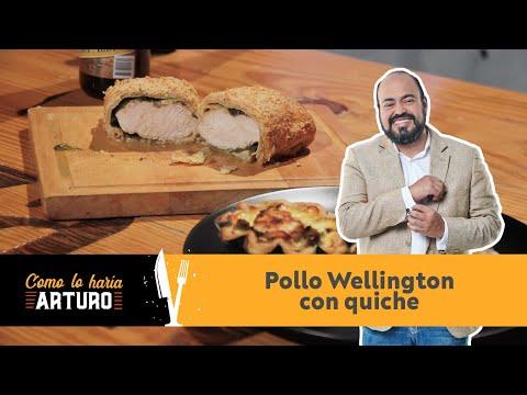 COMO LO HARÍA ARTURO | POLLO WELLINGTON CON QUICHE