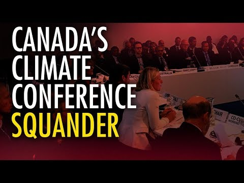 Ezra Levant: Canada's bloated UN Climate delegation exposed
