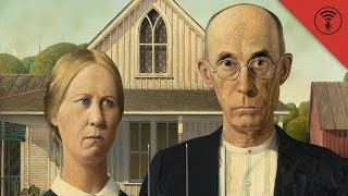 Renting the 'American Gothic' House & Smartphone Addiction   Internet Roundup