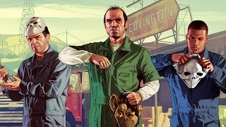 GTA 5 for Xbox One and PlayStation 4 Review