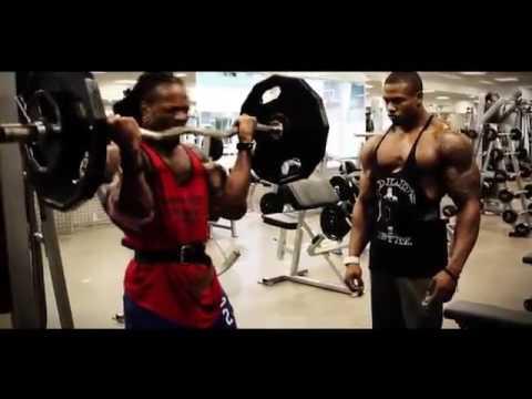 Ulisses Jr & Simeon Panda   Natural Bodybuilding Motivation