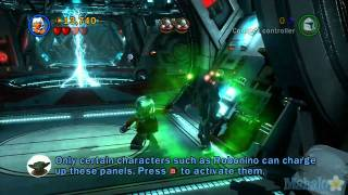 LEGO Star Wars III: The Clone Wars - General Grievous - Chapter 1 -  Duel of the Droids - Part 1